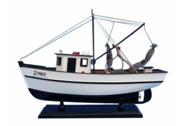 """Forrest Gump - Jenny Shrimp Boat 16"""""""