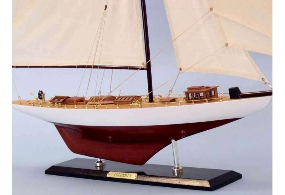 Scaled Sailboat Model Columbia