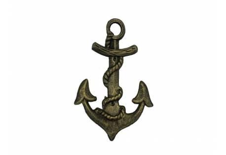 """Cast Iron Anchor Hook 8"""""""