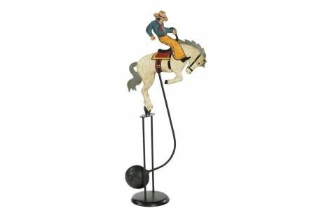 Rodeo Sky Hook Figurine