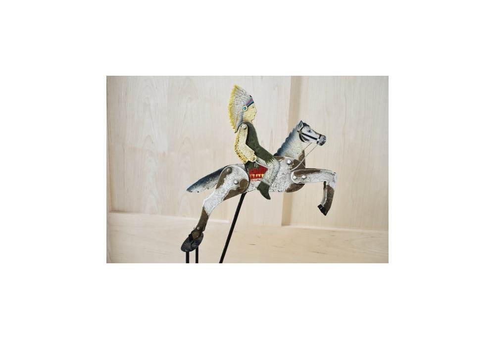 Authentic Models Great Plains Sky Hook Figurine