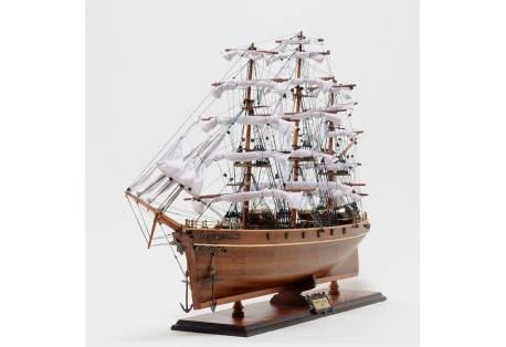 "Cutty Sark Wooden Clipper Ship 34"""