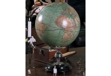 1920's Weber Costello Globe
