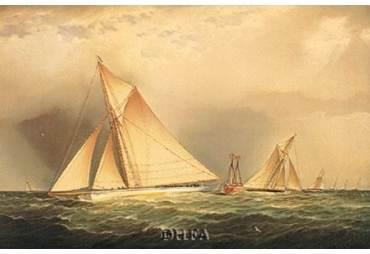 Puritan & Priscilla off Sandy Hook