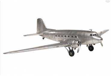 Authentic Models Douglas Dakota DC 3 Aluminum Airplane Model