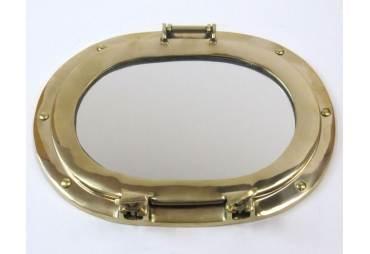 "12"" Porthole Oval Mirror"