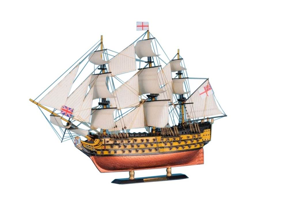 HMS Victory Famous Tall Ship model