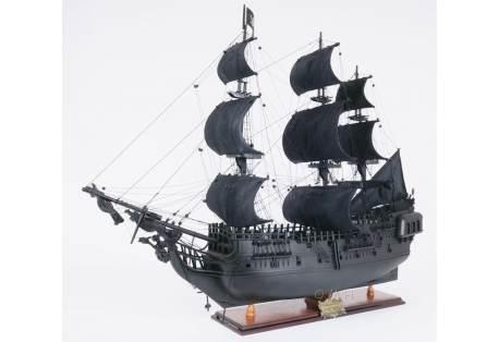 Decorative Pirate Model Ship Black Pearl
