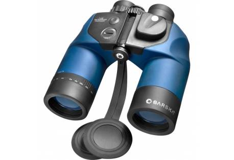 Barska 7x50 Marine Binoculars w/ Rangefinder Reticle