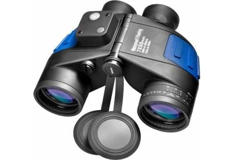 7x50 WP Deep Sea Floating Binoculars w/Internal Rangefinder & Compass