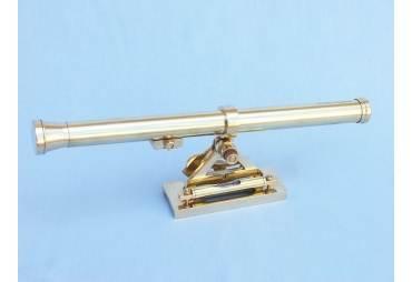 """Brass Telescopic Alidade 15"""""""