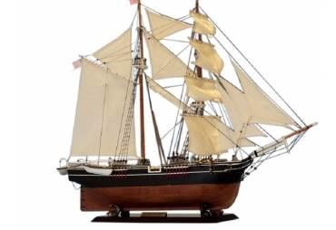 1856 Kate Cory Wooden Model Ship