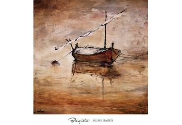 Jaume Bagur - Barqueta Size 19.625x22