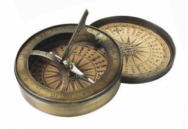 18th Century Sundial Compass