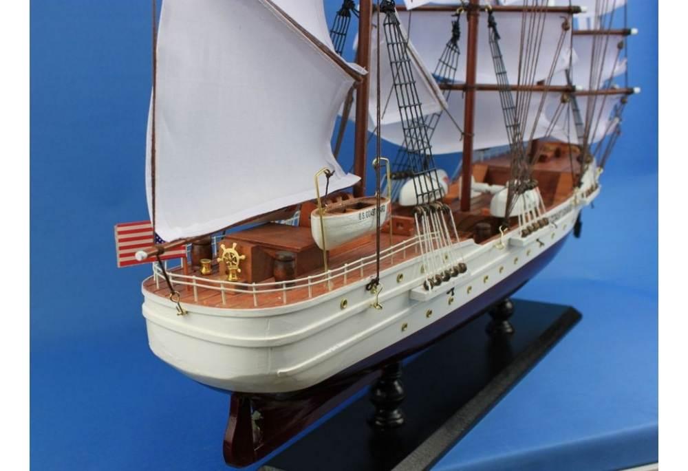United States Coast Guard Uscg Eagle Wooden Tall Ship