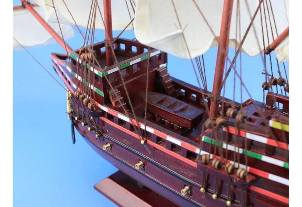 Wooden Mayflower Tall Model Ship