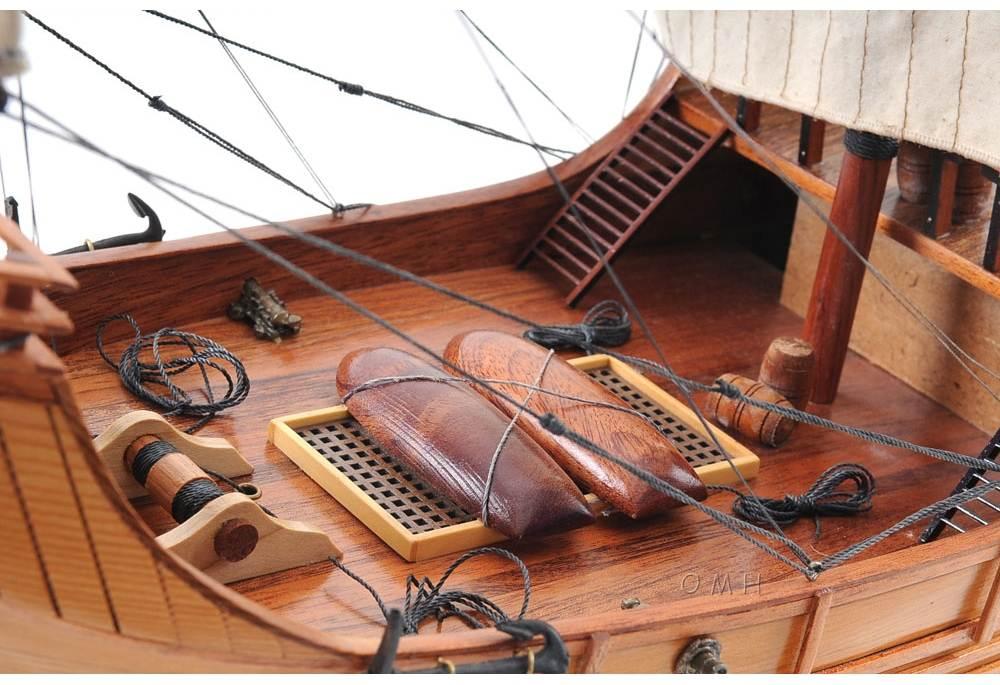 1492 Santa Maria Wooden Model Ship