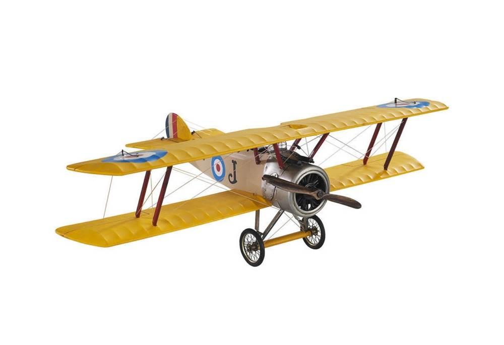 sopwith camel wwi biplane desk top model - Aviation Decor