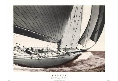 Mariner's Museum - Ranger 1937