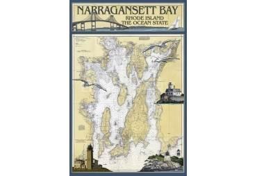 Narragansett Bay Rhode Island