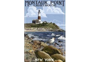 Montauk Point Lighthouse New York