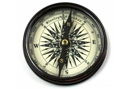 Robert Frost Compass