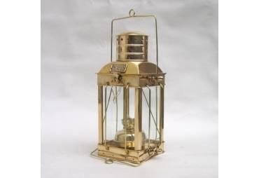 Brass Cargo Oil Lamp