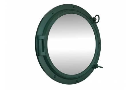 "Seaworn Porthole Mirror 24"""