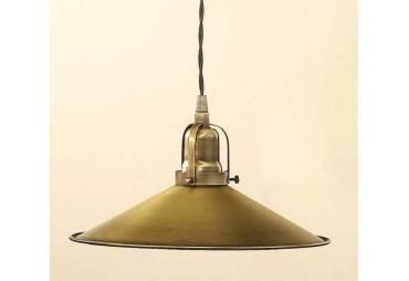 Solid brass D'Avo Pendant