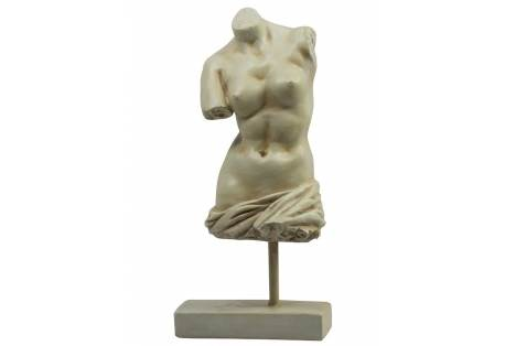 Architectural Model Roman Female Torso