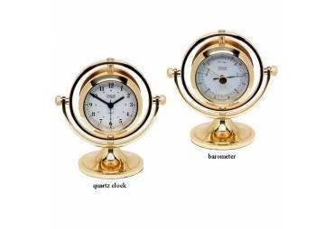 Skipjack Clock & Barometer