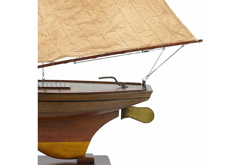 Victorian Pond Yacht Nautical Home Decor