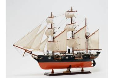 CSS Alabama Historic Tall Ship Model