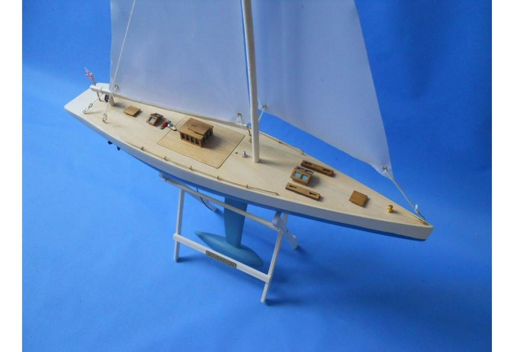 Ready To Run Remote Control Sailboat Sovereign