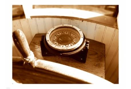 Classic Nautical Compass