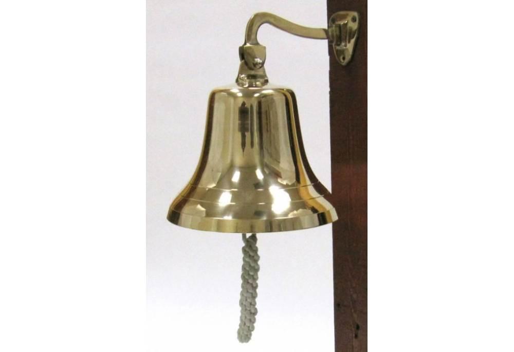 Brass Ship Bell Nautical Decor