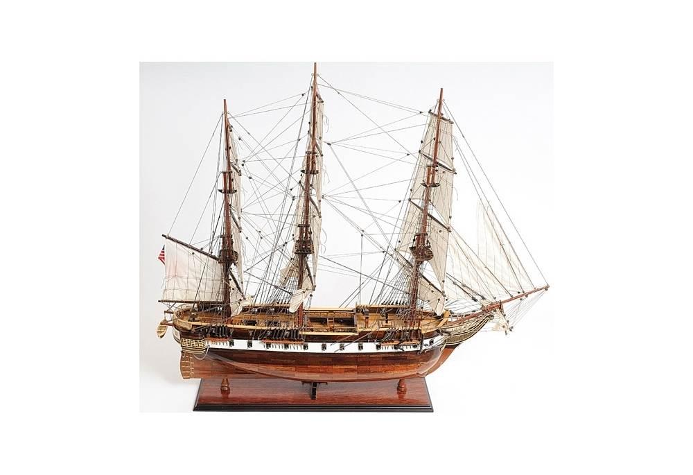 Very Large Model Ship Uss Constellation