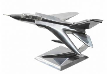 Tornado Aluminum Desktop Model Airplane