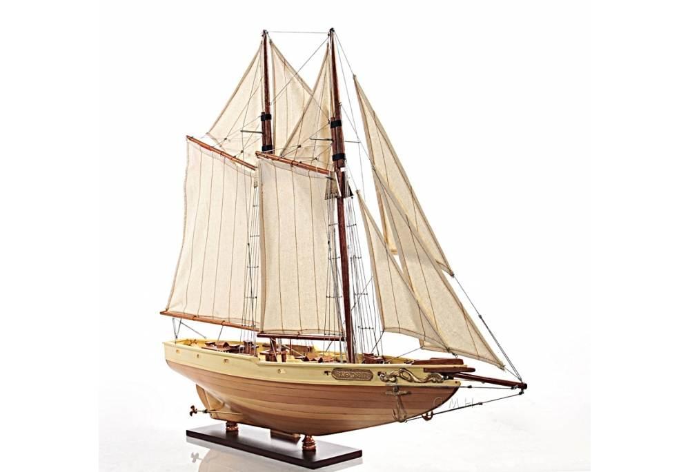 Schooner Bluenose Model Ship 1921