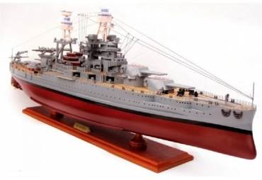 "USS Arizona 40"" Battleship Model"