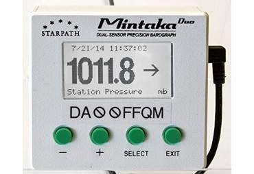 Mintaka Duo Sensor Digital Barometer
