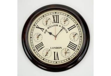 Marine 7 Time Zone World Clock
