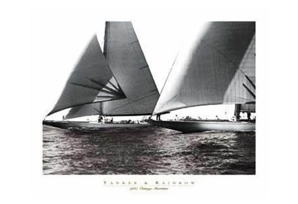 Yankee Rainbow Sailboat Race
