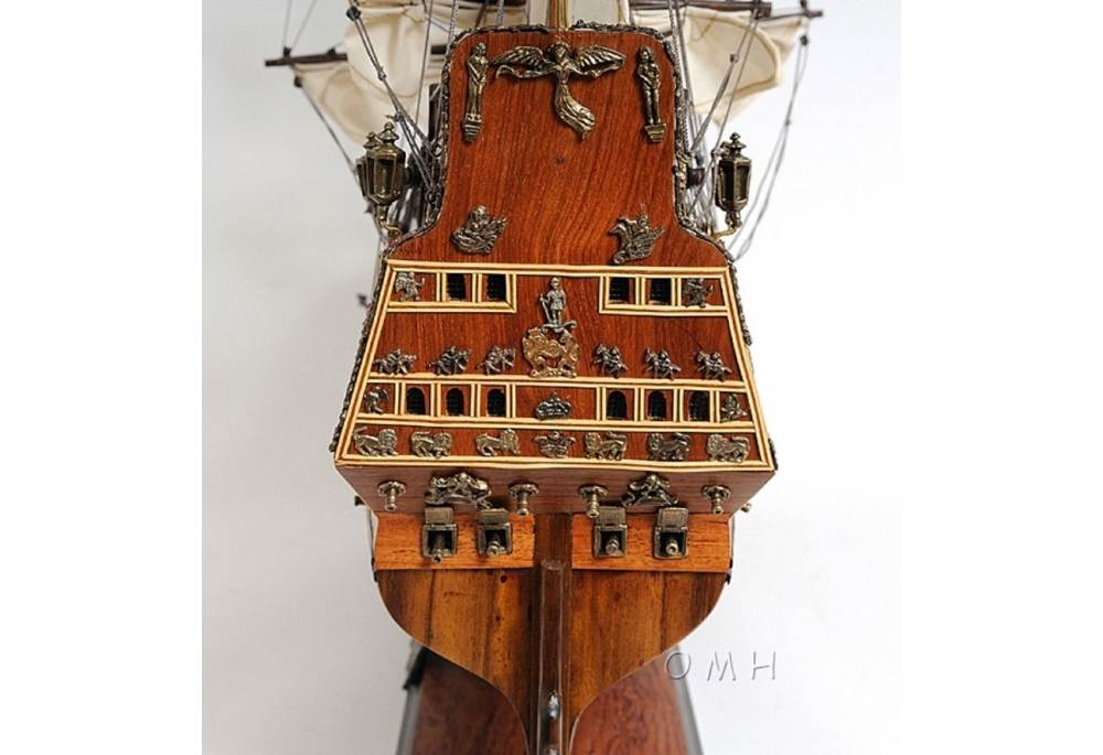 1600 S Sovereign Of The Seas Scaled Large Tall Model Ship