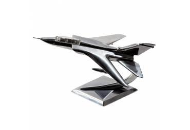 Tornado Fighter Jet Sculpture