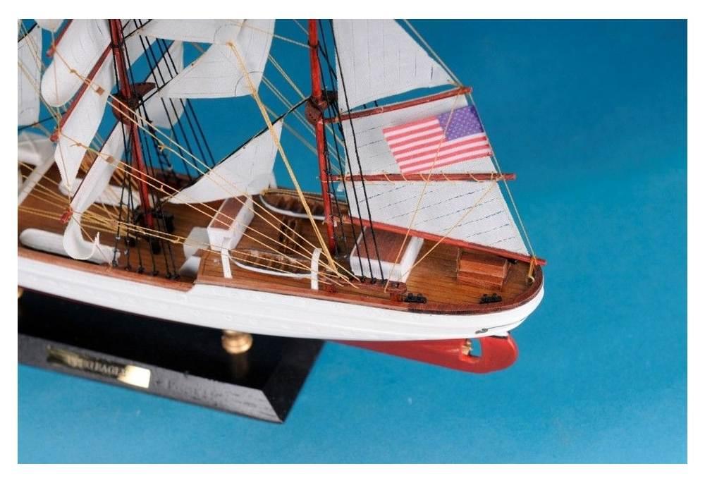 United States Coast Guard Uscg Eagle Limited Tall Model Ship