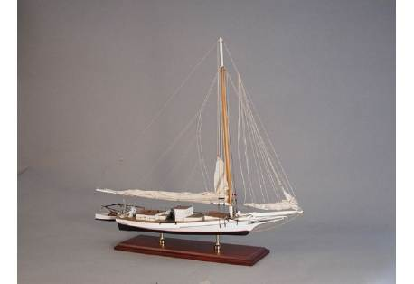 Skipjack 1880 Model Ship