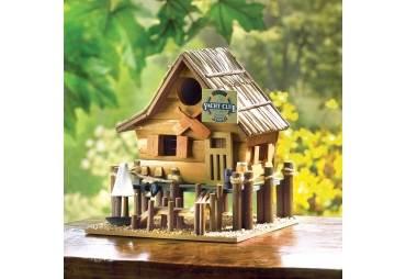 Bird House Nautical Decor