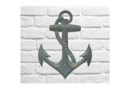 Anchor Nautical Wall Decor