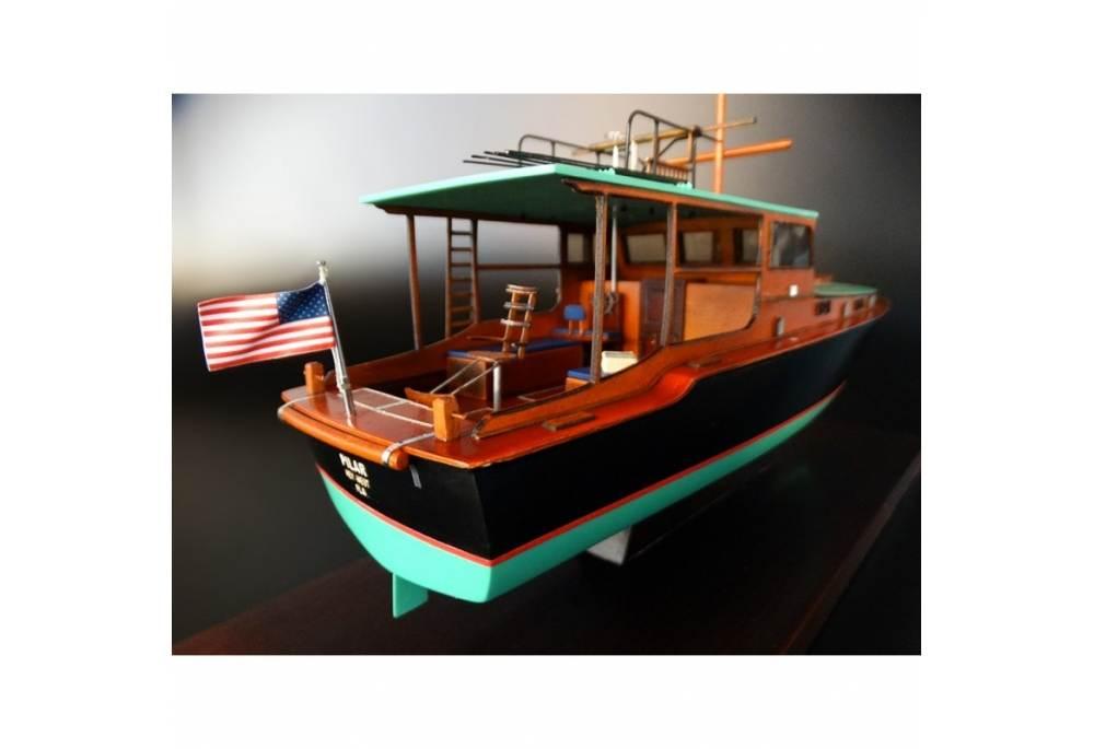 Pilar 1934 Ernest Hemingway S Fishing Boat